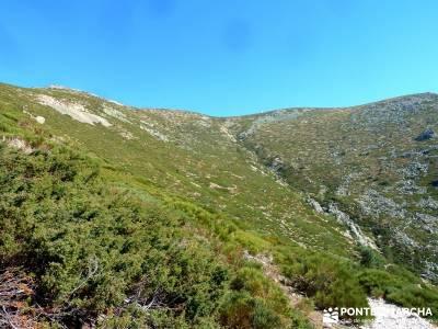 JUEVES Senderista - Cuerda de las Cabrillas y Valle de la Barranca;rutas a pie madrid rutas senderis